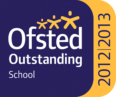 Ofsted Outstanding School 2012 2013